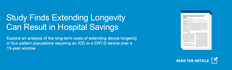 Study finds extending longevity can result in hospital savings